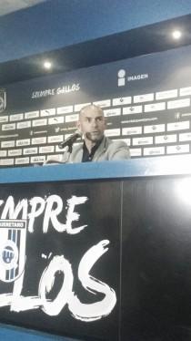 """Paco Jémez: """"El que se dedica a esto sabe que hay partidos que se pierden"""""""