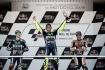 Jerez podium finishers speak ahead of Le Mans