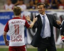 New York Red Bulls Sporting Director Ali Curtis Announces Dax McCarty, Jesse Marsch Will Return