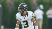 Wake Forest Demon Deacons Force three turnovers and earns bowl eligibility with win over Virginia Cavaliers
