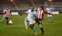 SD Compostela - UD Logroñés: una victoria para medir aspiraciones