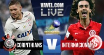 Resultado Corinthians x Internacional pelo Campeonato Brasileiro 2016 (1-0)