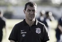 """Carille analisa vitória na Sul-Americana: """"Vantagem grande, mas não vamos tranquilos"""""""