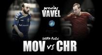Previa Movistar Inter - MFK Chrudim: comienza el sueño europeo