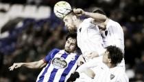 Las claves del Deportivo - Málaga: los andaluces salen mal parados