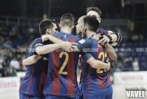 El Barça Lassa sufre para vencer al Gran Canaria