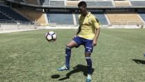 """Eddy Silvestre: """"Vengo a ayudar al equipo"""""""