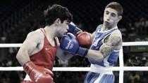 Samuel Carmona a un paso de luchar por las medallas
