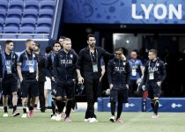 Conte and Buffon urge Italy to play without regrets