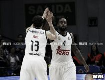 Resultado Real Madrid Baloncesto vs Herbalife Gran Canaria en la Liga Endesa 2015 (101-74)
