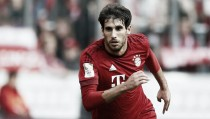 Javi Martinez out for up to a month following another knee injury