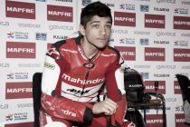 """Jorge Martín: """"He disfrutado pilotando desdeelprimer momento"""""""