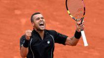 Roland Garros J6 : Tsonga c'est solide, Monfils c'est flou
