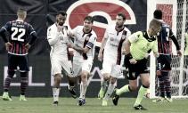 Serie A: Stoian illude, Joao Pedro e Borriello rimontano. Cagliari batte Crotone 1-2