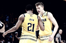 The Michigan Wolverines are a force to be reckoned with in March Madness