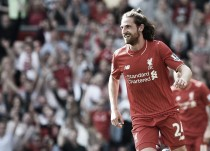 Liverpool duo Joe Allen and Brad Smith nearing exits to Stoke City and Bournemouth