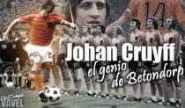 Sonetos del fútbol: Johan Cruyff