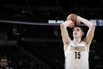 Los Denver Nuggets ven en Nikola Jokic el arma del futuro