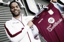 "Joleon Lescott ""buzzing"" after completing move to Aston Villa"