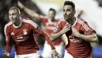 El Benfica toma ventaja en el último suspiro