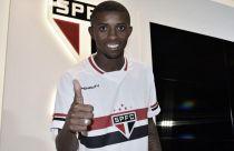 Jonathan Cafu é contratado pelo São Paulo e realiza sonho de infância