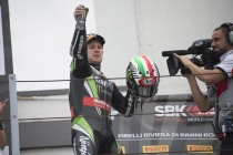 SBK, Lausitzring: Rea vince una folle e bagnata Gara 2