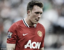 El Stoke City quiere firmar a Phil Jones