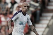 Shelvey habló sobre el descenso y el futuro de Newcastle