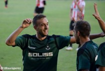 """Jordan Domínguez: """"Llegamos muy bien físicamente"""""""