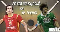 Jordi Bargalló en 30 toques