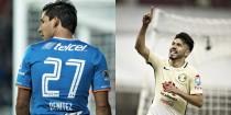 Jorge Benítez vs Oribe Peralta: 'killers' efectivos