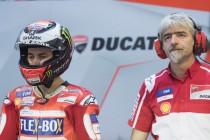 """MarcoLucchinelli: """"Quien va a Ducati lo hace solo por dinero"""""""