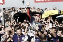 Jorge Lorenzo no podrá estar en la 'Race of Champions'
