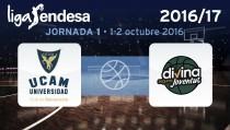 Divina Seguros Joventut iniciará la Liga en Murcia
