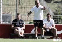 """José Alberto López: """"El equipo mantuvo la constancia y el ritmo de juego"""""""