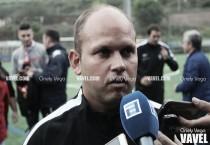"""José Alberto López: """"Seguir en la Copa mantiene viva a la plantilla"""""""