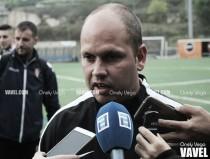 """José Alberto López: """"El play off con los puntos de casa prácticamente lo aseguraríamos"""""""