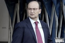"""José Castro: """"Mentiría si dijese que no estoy preocupado por la irregularidad del equipo"""""""