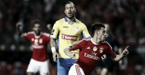 SL Benfica ha conseguido una victoria cómoda ante el Arouca