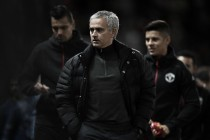 José Mourinho, preocupado por la abultada derrota