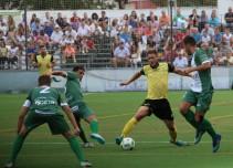 Triunfo muy trabajado del Marbella en el difícil campo del Atlético Mancha Real