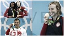 Rio 2016: Natación, primeras páginas de la nueva historia