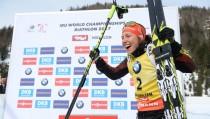 Biathlon, Hochfilzen 2017 - Individuale femminile: dominio Dahlmeier, ma Runggaldier è bronzo