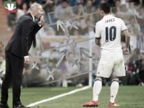 Real Madrid, la posizione del terzo di centrocampo nel nuovo sistema di Zidane