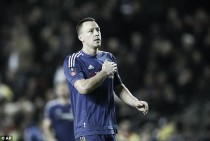 John Terry's contract will not be renewed, according to Willian