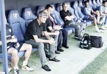 """Juande Ramos: """"El equipo con esfuerzo ha merecido la victoria"""""""