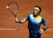 Juan Monaco Knocks out 3rd seed Garcia-Lopez in Gstaad