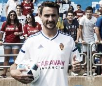 """Juan Muñoz: """"Zaragoza era mi prioridad"""""""