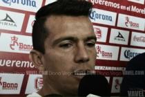 """Juan Pablo Rodríguez: """"Tenemos la ilusión de liguilla"""""""