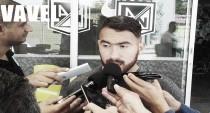 """Juan Pablo Nieto: """"venimos muy motivados por el clásico"""""""
